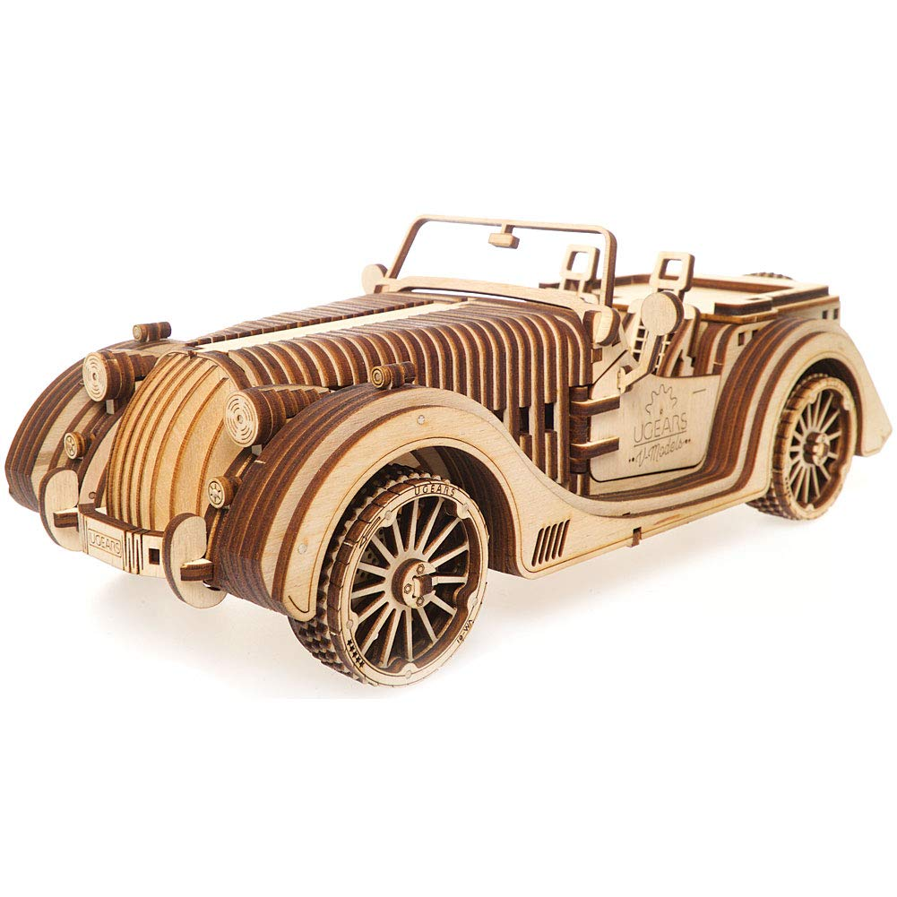 wooden models for adults