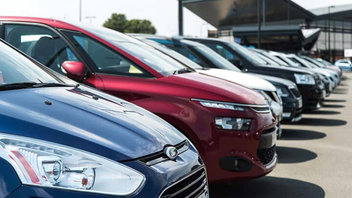 Purchasing a used car VS brand new vehicle